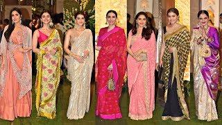 Bollywood Actress At Ambani Ganesh Chaturthi Celebration 2019