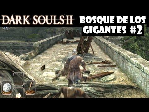 Dark Souls 2 guia: BOSQUE DE LOS GIGANTES CAÍDOS #2 || Trucos, atajos y objetos útiles || Episodio 5