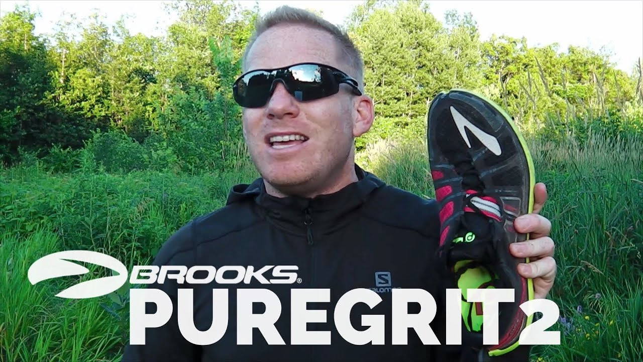5a3347ef1423a Brooks PureGrit 2 Tested + Reviewed - YouTube