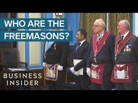 What It's Like To Be A Freemason, According To Members Of Th