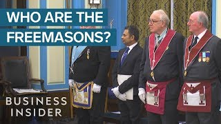 What It\'s Like To Be A Freemason, According To Members Of The Secret Society