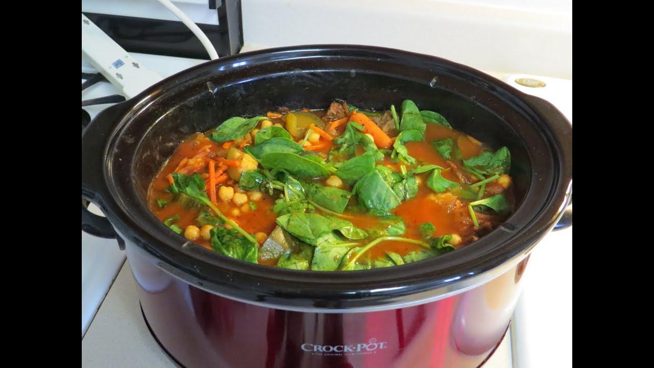 Soup crock pot recipes vegetarian