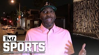 John Salley Backing Kanye West In Nick Cannon Feud | TMZ Sports