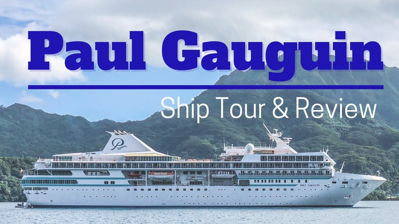 M S Paul Gauguin Activities Cabins Deck Plans Reviews Cruisebe