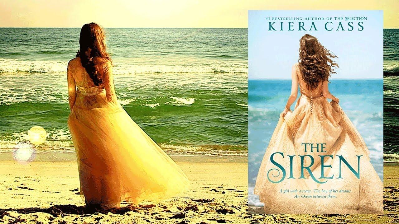Resultado de imagen de kiera cass con el libro la sirena