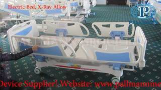 Electric Bed,Five Function Electric Hospital Bed manufacturer/Supplier