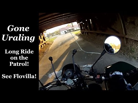 Real Time Ride Through Flovilla, GA