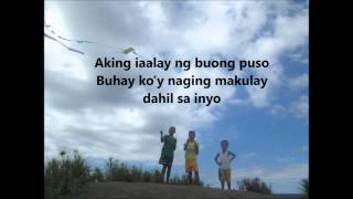 Graduation Song (awit Ng Pasasalamat) Para Sa Mga Magulang