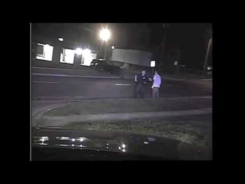 Dashcam video shows man fighting with OP officer