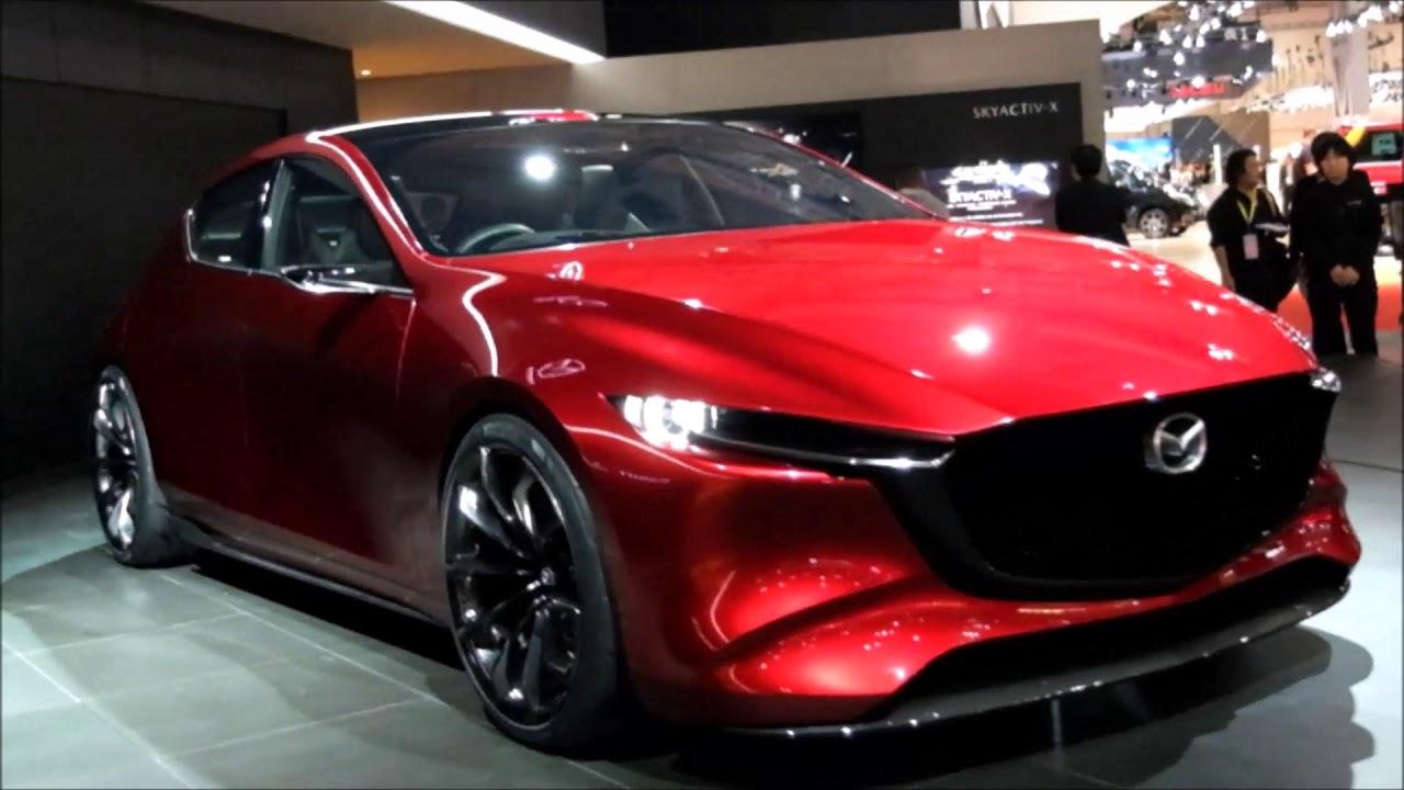 Salon de Tokyo 2017 - Mazda Kai Concept - YouTube
