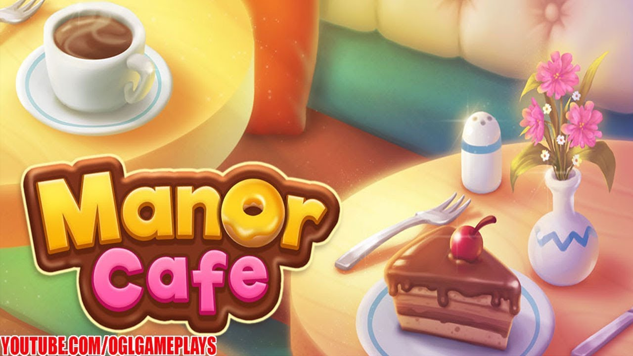 ApkMod1.Com Manor Cafe v1.7.5 + MOD (Mod Money) download free Android Game Puzzle