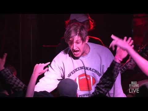 SEX PRISONER live at Brooklyn Bazaar, Mar. 16th, 2018 (FULL SET)