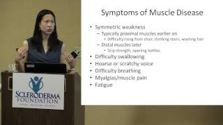 2015 Nashville- Muscle Disease In Systemic Sclerosis - Lorinda Chung, Md, Ms
