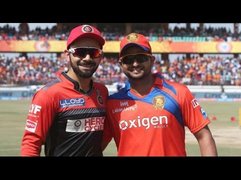 IPL T20: Royal Challengers Bangalore vs Gujarat Lions Preview on Cric Gully