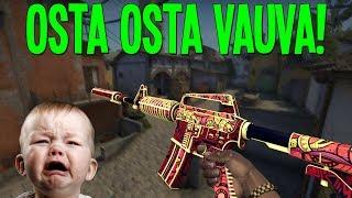 """OSTA OSTA VAUVA!"" - CSGO Competitive Osa 7"