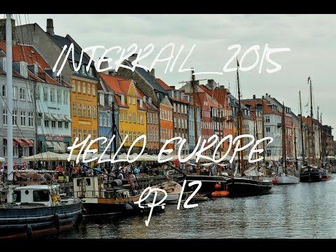 Copenhagen | Hello Europe - ep. 12 InterRail 2015