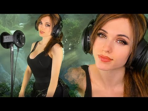 ASMR Lara Croft Roleplay: I'll Make Quick Work Of You from YouTube · Duration:  25 minutes 28 seconds
