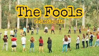 primeiro dia 🍃💚 the fools