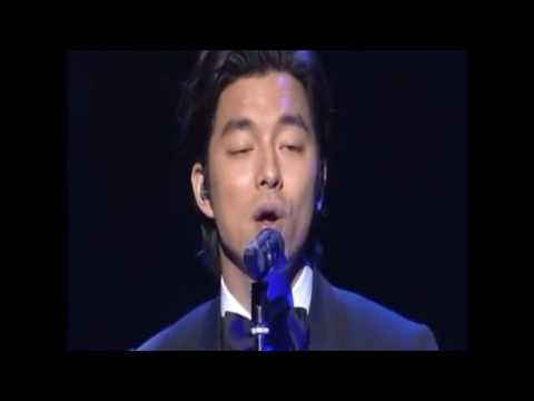 GONG YOO sing THE LAST TIME (by ERIC BENET)