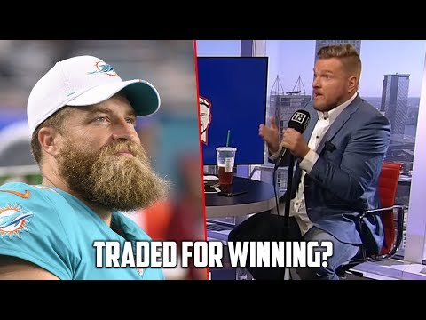 Would Ryan Fitzpatrick Be Out Of Miami For Winning?