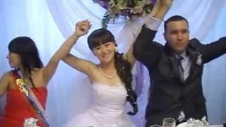 Свадьба Евгения и Альбины. 2013 год