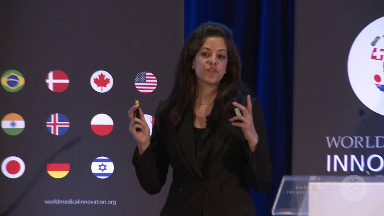 2016 WMIF | First Look: Lida Hariri, MD, PhD, MGH