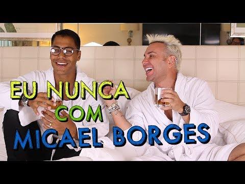 Eu Nunca com Micael Borges | #HotelMazzafera