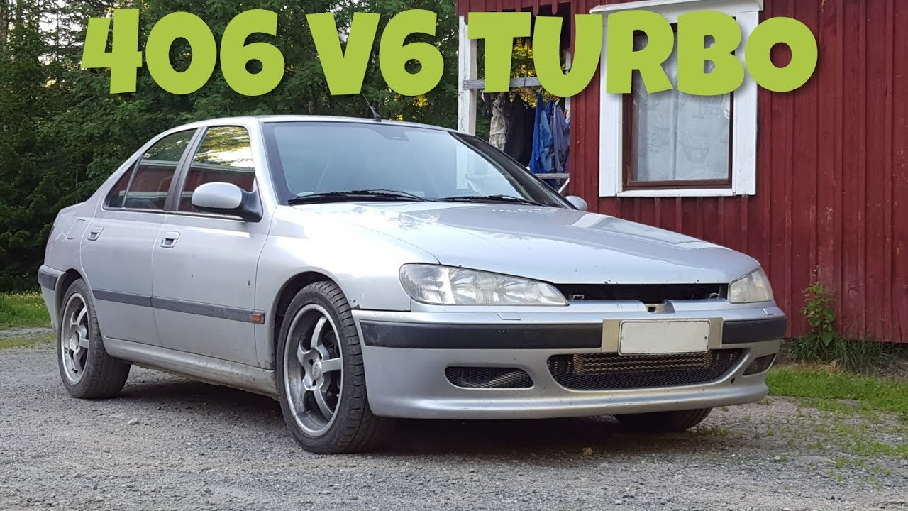 peugeot 406 v6 turbo youtube. Black Bedroom Furniture Sets. Home Design Ideas