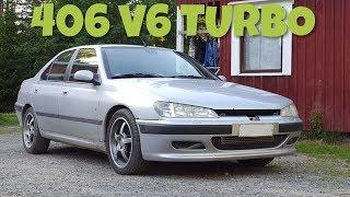 Peugeot 406 V6 turbo