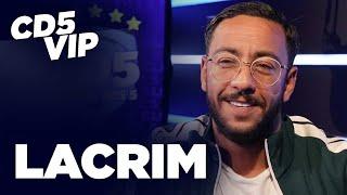 Lacrim - Maes, Benzema, Mahrez, Algérie, Zidane, Bande Organisée au Vélodrome - CD5 VIP