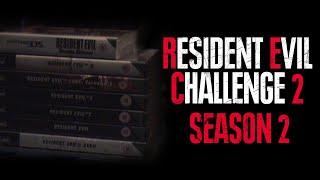 Resident Evil Challenge 2: Season 2