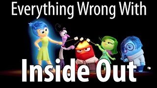 Everything Wrong With Inside Out In 10 Minutes Or Less
