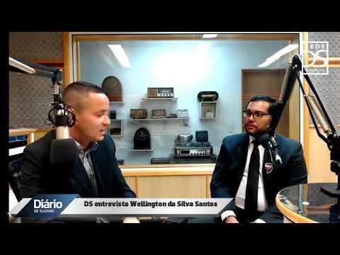 DS entrevista o advogado candidato à reeleição da OAB de Suzano Wellington