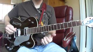 The Beatles - Rock and Roll Music (Gretsch Tennessean / Vox AC30)