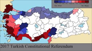 The 2017 Turkish Constitutional Referendum: Final Results