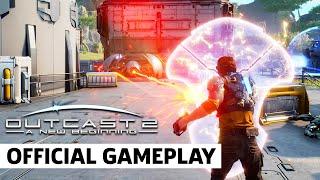 Outcast 2 A New Beginning Gameplay Trailer
