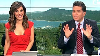NEWS TV ANCHORS BLOOPERS
