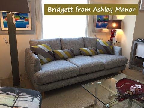 Bridgett Sofa From Ashley Manor Mia Stanza Cheshire