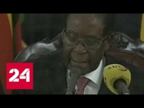Лидер оппозиции Зимбабве потрясен: Мугабе подвел всю нацию - Россия 24