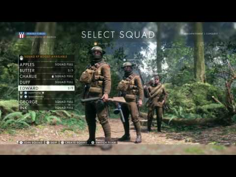 Battlefield 1 - B1P vs EliteMob