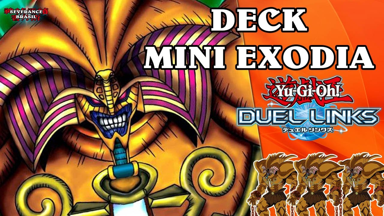 how to use exodia in duel links