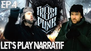 (Let's Play Narratif) Frostpunk - Episode 4 - L'appel de Londres