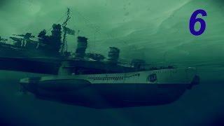 Silent Hunter 5 ( №-6) Торпедная атака конвоя