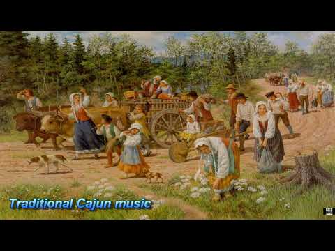 Traditional Cajun Music