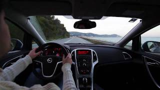 ( Vauxhall ) Opel Astra j 1.4 Turbo 140bps T.mp4