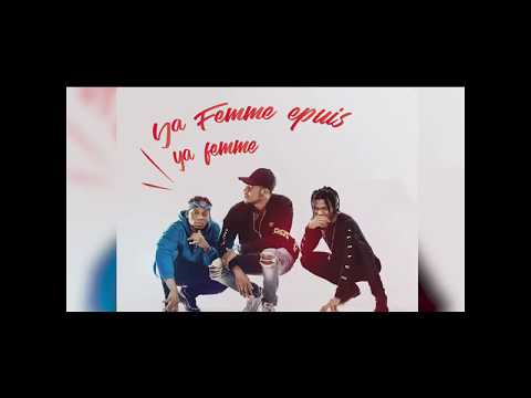 Ramses & Salvador Ft. Nour - Ya Femme epuis Ya Femme - audio