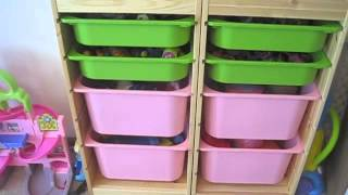 Ikea Trofast Toy Storage System Review!