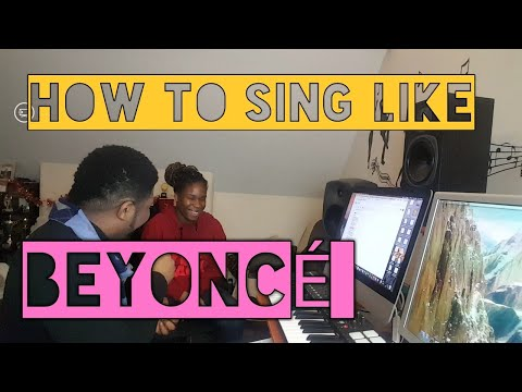 How to SING Like BEYONCE | Singing Lessons