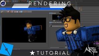 Roblox GFX Tutorial - Rendering Roblox Characters [Cinema 4D]