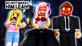My Best Friend Is Getting Married... To A Monster! (Roblox)
